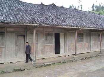 湖北鹤峰县中营乡新世纪希望小学